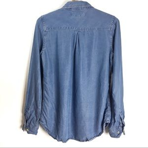Thread & Supply Tops - Thread & Supply | Chambray denim button up | Small